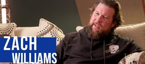 Zach Williams: God Can Rescue Any Story